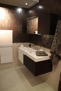 deco photo taupe et lino sur decofr With lino dans salle de bain