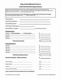 7 best images of event planning forms free printable With wedding planner contract agreement
