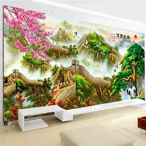 Aliexpress.com : Buy The Great Wall Chinese Landscape DIY ...