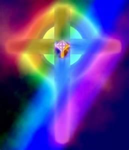 Colourful Cross Bright Colors Fanpop