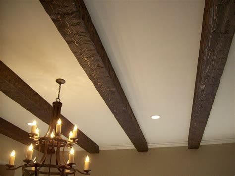 Parallel Kitchen Ideas - beam design considerations southern woodcraft