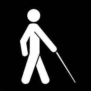Blind Man | Free Images at Clker.com - vector clip art ...
