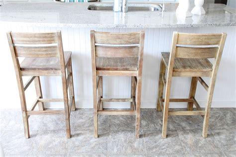 kitchen island chairs with backs kitchen island chairs with backs we settled on these