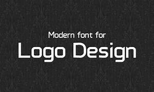 15 best beautiful free fonts for logo design 2014 With free modern fonts