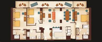 floor plans with two master suites three bedroom grand villa aulani hawaii resort spa