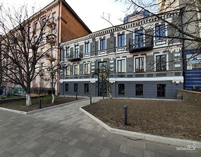 LebedEV architects on Behance