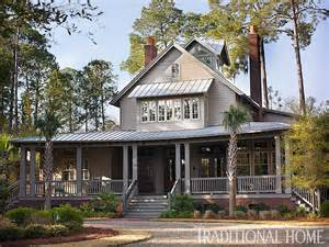 Delightful Low Country Architecture by Breezy Lowcountry Home Traditional Home See The Cupola