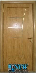 Porte Interieur Discount : porte interieur bois chene ~ Edinachiropracticcenter.com Idées de Décoration