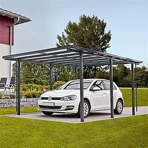 Carport Maße Für 2 Autos : aluminium carport bausatz kaufen kostenlose lieferung ~ Michelbontemps.com Haus und Dekorationen