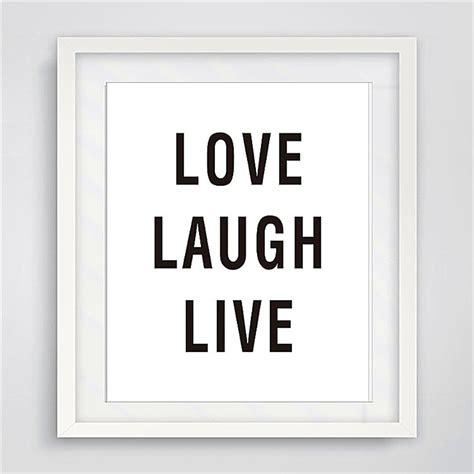cotill love laugh live cuadros decoracion wall art canvas art print poster home decor wall