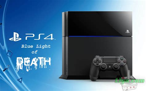 Ps4 Blue Light by Ps4 Blue Light Of The One Gaming Nation