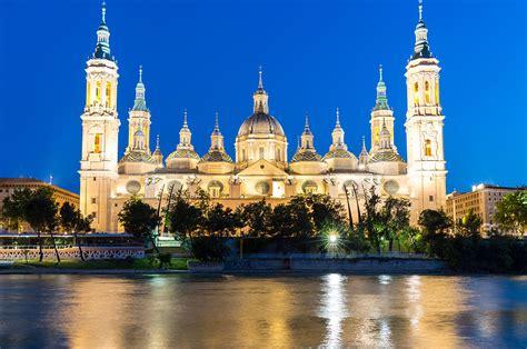 Private Jet Charter to Zaragoza, Spain - PA