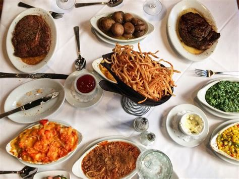 foreign cuisine inspired by international cuisine ruth s chris