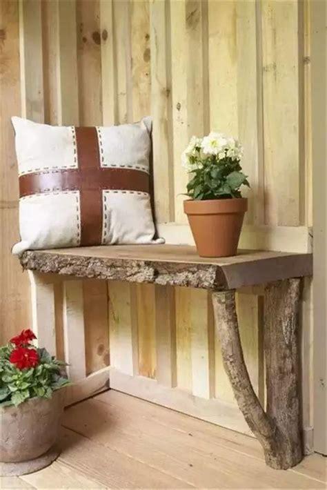 fascinating diy wood log decorations