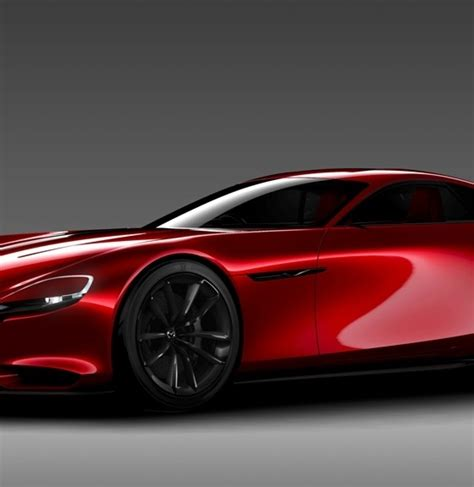 mazda rx vision wins most beautiful concept car of the year the news wheel