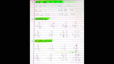 entrance test preparation  class   maths youtube
