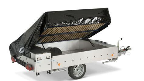 caravane cuisine caravane pliante tabora avec freins et vérins cabanon