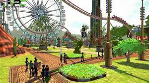 Rollercoaster Tycoon World V61951 Highly Compressed Free