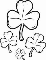 Shamrocks Coloring Patrick St Shamrock Pages Printable Patricks Disney Printables Adults Cards Sheets Colouring Bestcoloringpagesforkids Clip Mpmschoolsupplies Irish Getdrawings Divyajanani sketch template