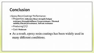 Epoxy Resin Presented By Biswajit Maity