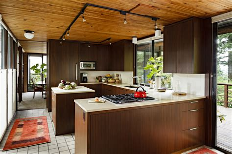 mid century kitchen design top mid century modern kitchen in los angeles kitchentoday 7493
