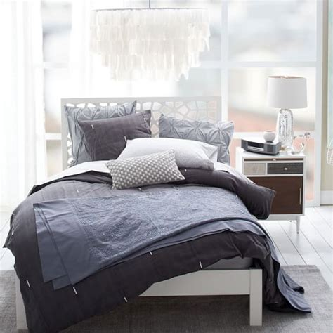morrocan bed morocco bed white west elm