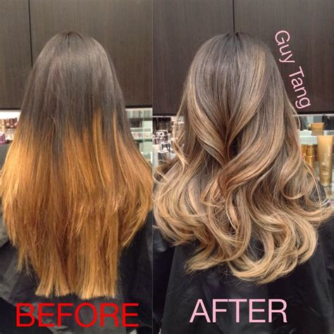 Ombré Color Correction By Guy Tang Yelp