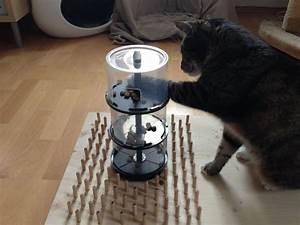 Jouets Pour Chats D Appartement : fummelbrett pet stuff pinterest chats jouets pour ~ Melissatoandfro.com Idées de Décoration