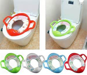 details about baby kid toddler potty training soft padded
