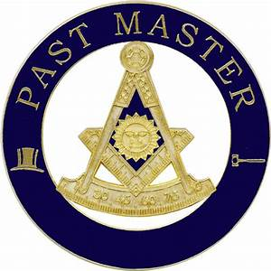 Our Past Masters – Estuary Lodge No. 43