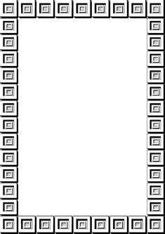 wood frame border clip art  page frame  frames