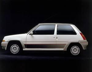 Renault Super 5 Five : la p 39 tite sportive du lundi renault super 5 gt turbo ~ Medecine-chirurgie-esthetiques.com Avis de Voitures