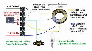 Component How To Make A Simple Transformer Homemade Dc Ac
