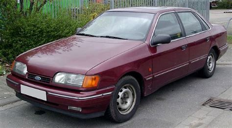 Ford Cars Of The 80s by Classic 80s Ford Cars Simplyeighties