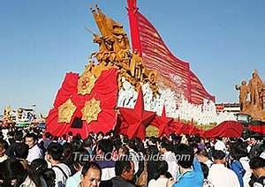 China National Day, 2019: Golden Week Holiday, Oct 1st to 7th