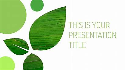 Powerpoint Slides Template Google Nature Theme Ppt