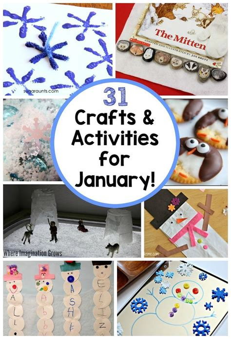 17 best ideas about january crafts on winter 219 | 2bba9c3941306400fc587cc48b218244