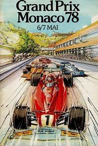Programme Grand Prix F1 : programme cover gp monaco 1978 bikers gear pinterest monaco grand prix racing and grand ~ Medecine-chirurgie-esthetiques.com Avis de Voitures