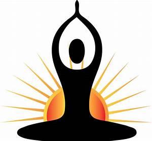 Namaste Yoga Clipart - ClipartXtras