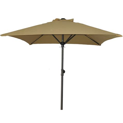 Walmart Patio Umbrella Table by Mainstays Square Patio Umbrella Dune Walmart