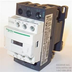 Lc1d32u7 Schneider Electric Contactor Non