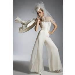pantalon mariage la mariée peut porter un pantalon de mariage