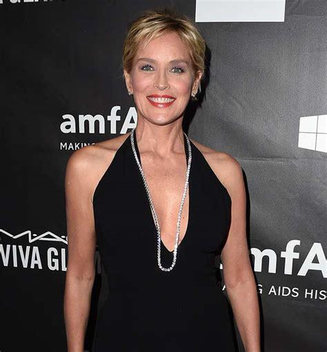 Sharon Stone celebrates turning 57
