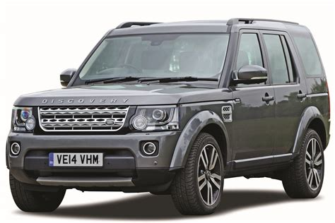 range rover land rover discovery land rover discovery suv practicality boot space carbuyer