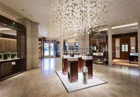 Design Shop 23 by Bucherer Luxury Watches And Jewellery Store In Shop