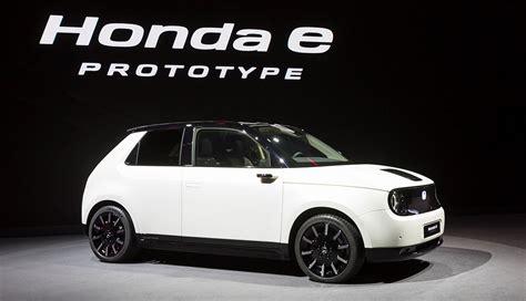 Neuer Honda E by Hondas Elektroauto Kleinwagen Hei 223 T Quot Honda E Quot Ecomento De