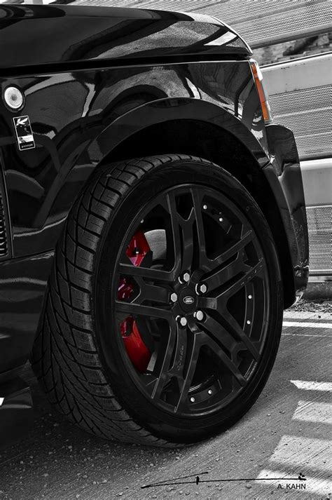 rs wheels  matt black blackout range