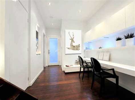 Study Of Interior Design - study by luisa interior design modern home office