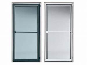 Moustiquaire Porte D Entrée : powerfix porte moustiquaire en aluminium 100 x lidl ~ Melissatoandfro.com Idées de Décoration