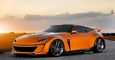 I really hope the 400z will look something like this, and ...